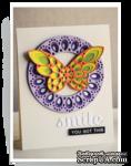 Набор ножей от Birch Press Design - Sparkler butterfly layer set, 4 шт. - ScrapUA.com
