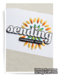Нож от Birch Press Design - Big sending sugar script, 2 шт. - ScrapUA.com