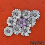 ЦЕНА СНИЖЕНА! Набор цветов Prima - Luna Collection - Limitless - ScrapUA.com