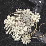ЦЕНА СНИЖЕНА! Набор цветов Prima - Hillsboro Collection - Allspice - ScrapUA.com