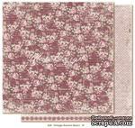 Двусторонний лист скрапбумаги от Maja Design - Vintage Autumn Basics no.VI, 30х30см - ScrapUA.com