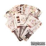Билетики Prima - Apricot Honey - Die-Cut Paper Tickets, 36 штук - ScrapUA.com