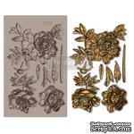 Молды силиконовые от Prima - Wild Rose - Redesign mould 5X8 - ScrapUA.com