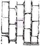 Акриловые штампы от Prima Marketing - Bricks - ScrapUA.com