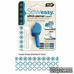 Сменная насадка для инструмента Sew Easy Large Stitch Piercer - Burst - ScrapUA.com