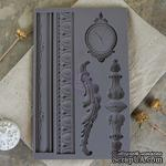 Молды силиконовые  от Prima - Vintage Art Decor Mould - Baroque 6 - ScrapUA.com