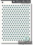 Маска от Memory Box -  STENCILS- Mini Dots - ScrapUA.com