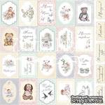 Набор картинок для декорирования Фабрика Декора - Карточки 1, Baby shabby, 01011-1 - ScrapUA.com