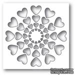 Ножи для вырубки от Memory Box - Bright Hearts - ScrapUA.com