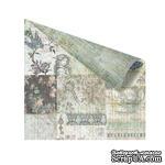 ЦЕНА СНИЖЕНА! Лист скрапбумаги Prima - Nature Garden Collection Fairy Godmother, 30х30см - ScrapUA.com