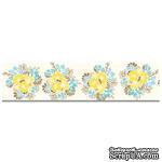 ЦЕНА СНИЖЕНА! Бумажный скотч Prima - #2 Floral - ScrapUA.com