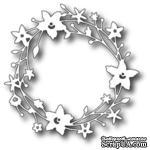 Лезвие -Catalina Wreath Die от Memory Box - ScrapUA.com