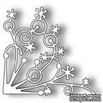 Лезвие DIES- Snowflake Corner - ScrapUA.com