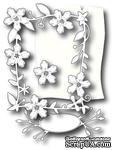 Лезвие от Memory Box - Botanic Frame - ScrapUA.com