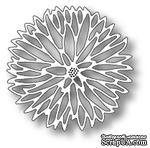 Лезвие от Memory Box - Prized Chrysanthemum Outline - ScrapUA.com