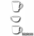 Лезвие - Dies - Cups of Cheer - ScrapUA.com