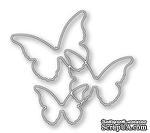 Нож от Memory box - DIES- Floating Butterflies - ScrapUA.com