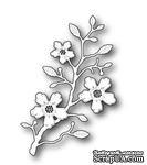 Нож от Memory box - DIES- Blushing Flower Branch - ScrapUA.com