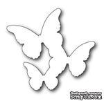 Нож от Memory box - DIES- Floating Butterflies Background - ScrapUA.com