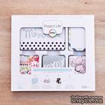 Набор карточек Project Life by Becky Higgins - Core Kit - September Skies, 576 штук - ScrapUA.com