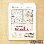 Набор карточек Project Life by Becky Higgins - Value Kit - Little You Girls, 130 элементов - ScrapUA.com