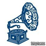 Нож для вырубки от Tattered Lace - Gramaphone - Граммофон - ScrapUA.com