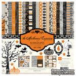 Набор бумаги от Echo Park  - Apothecary Emporium, 30х30см, 12+2 листов - ScrapUA.com