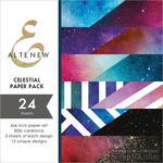 Набор скрапбумаги от Altenew - Celestial 6x6 Paper Pack - ScrapUA.com