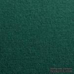 Картон с фактурой вельвета Dali verde pino, размер: 30х30 см, цвет: зеленый темный, плотность: 285 г/м2, 1 шт - ScrapUA.com