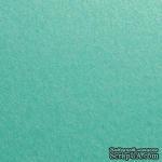 Дизайнерский картон  Stardream lagoon, 30х30, аквамарин, 285 г/м2, 77059, 1 шт - ScrapUA.com