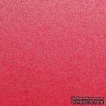 Дизайнерский картон Stardream azalea, 30х30,  розовый темный, 285 г/м2, 1 шт. - ScrapUA.com