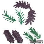 Набор лезвий Pine Branches от Cheery Lynn Designs - ScrapUA.com