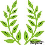 Набор лезвий Olive Branches  от Cheery Lynn Designs - ScrapUA.com