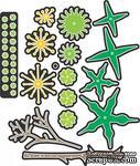 Лезвия Embellishment #2 от Cheery Lynn Designs, 16 шт. - ScrapUA.com