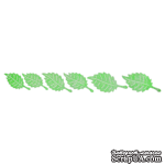 Ножи от Cheery Lynn Designs - Rose Leaf Strip - ScrapUA.com