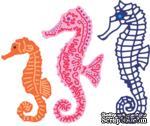 Лезвия Seahorse Familyот Cheery Lynn Designs, 3 шт. - ScrapUA.com
