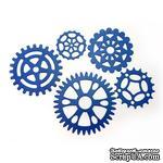 Лезвие Crafty Ann - Gears (Steampunk) - ScrapUA.com