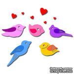 Лезвие Crafty Ann - Birdies - ScrapUA.com