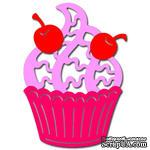 Лезвие Crafty Ann Cupcake - ScrapUA.com
