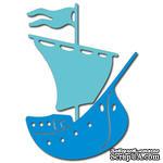 Лезвие Crafty Ann Sail boat - ScrapUA.com