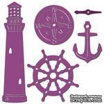 Лезвие Crafty Ann - Lighthouse Set - ScrapUA.com