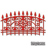 Лезвие Crafty Ann - Ornamental Fence - ScrapUA.com