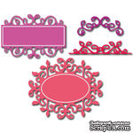 Лезвие Crafty Ann - Tags Set 2 - ScrapUA.com