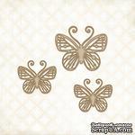 Чипборд Blue Fern Studios - Magical Monarchs - ScrapUA.com