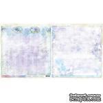 Лист скрапбумаги Blue Fern Studios - Ombre Dreams - Joyce's Dream, двусторонняя, 30х30 см - ScrapUA.com