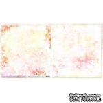 Лист скрапбумаги Blue Fern Studios - Ombre Dreams - Shannon's Dream, двусторонняя, 30х30 см - ScrapUA.com