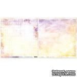 Лист скрапбумаги Blue Fern Studios - Ombre Dreams - Julianna's Dream, двусторонняя, 30х30 см - ScrapUA.com