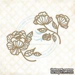 Чипборд Blue Fern Studios - Ginger's Poppies - ScrapUA.com