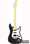 Лезвие Electric Guitar от Cheery Lynn Designs - ScrapUA.com
