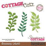 Лезвие CottageCutz - Greenery, 10х10 см - ScrapUA.com